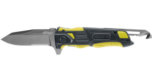 Walther Pro Rescue Yellow