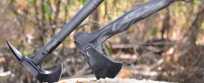 Walther Tomahawk and Multi Functional Axe review